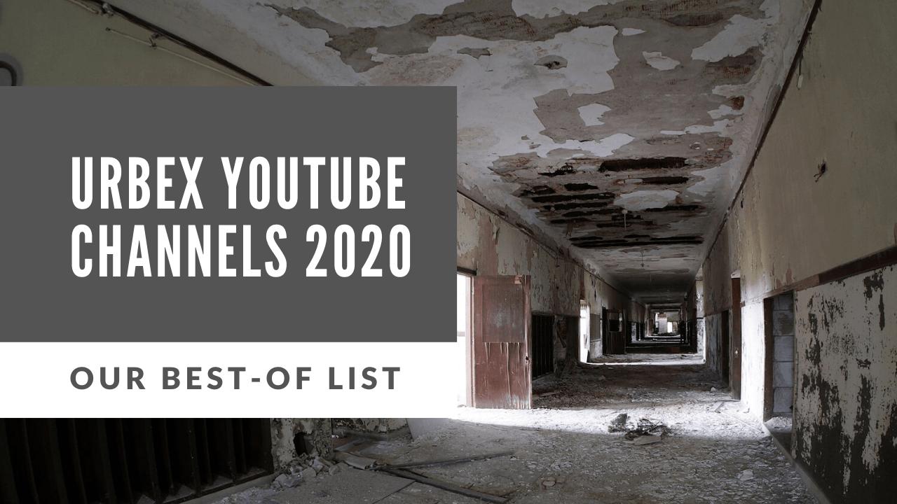 urban exploration youtube