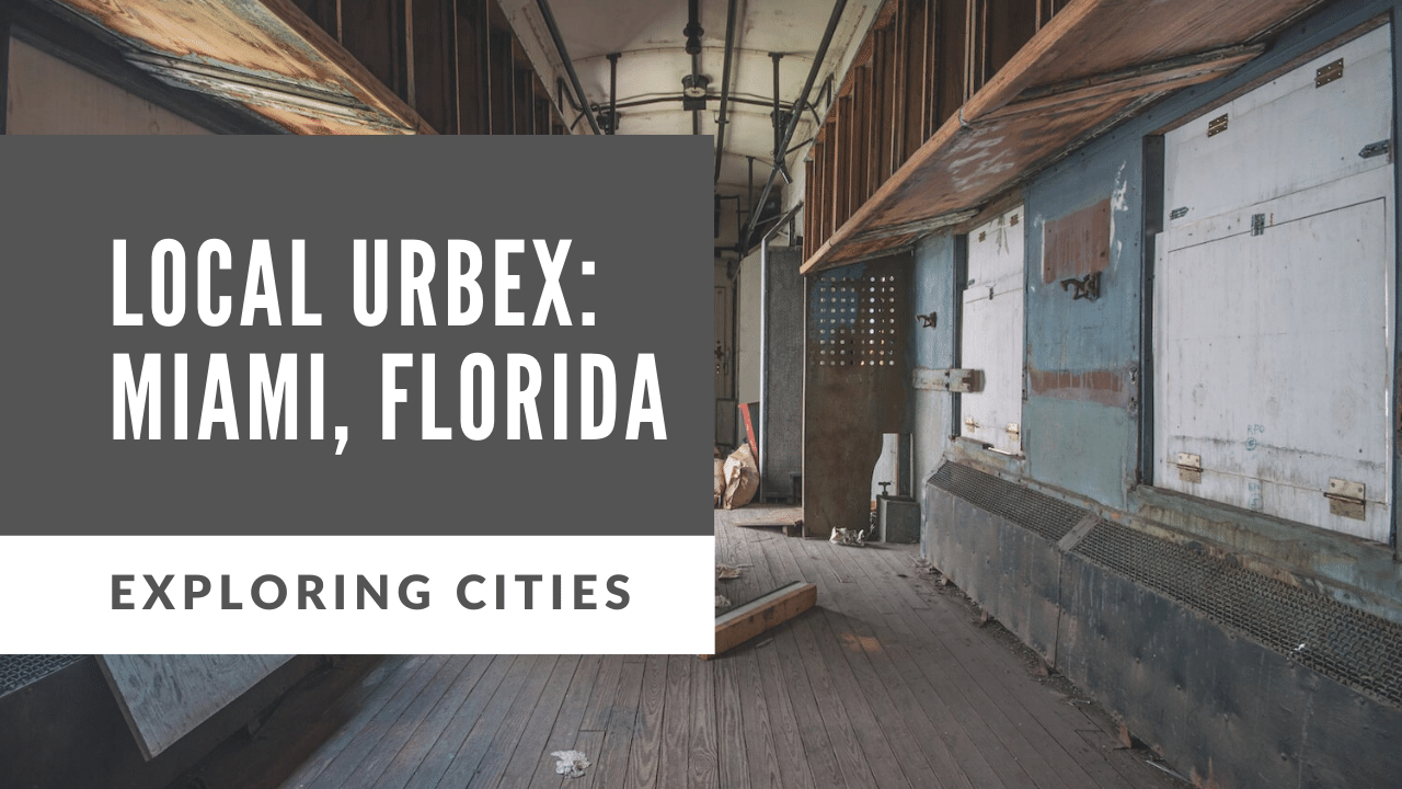 abandoned places in miami