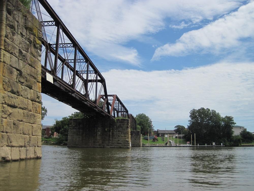 B&O Harmar Bridge