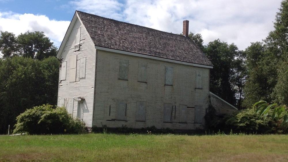 Boston's Brook Farm