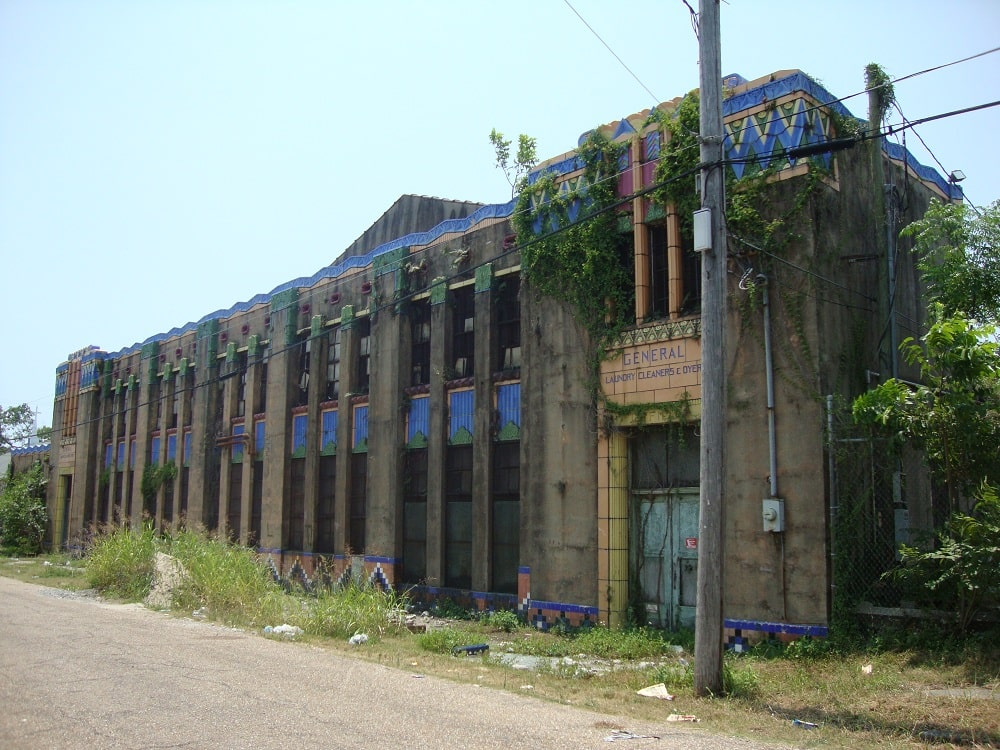 General Laundry Building