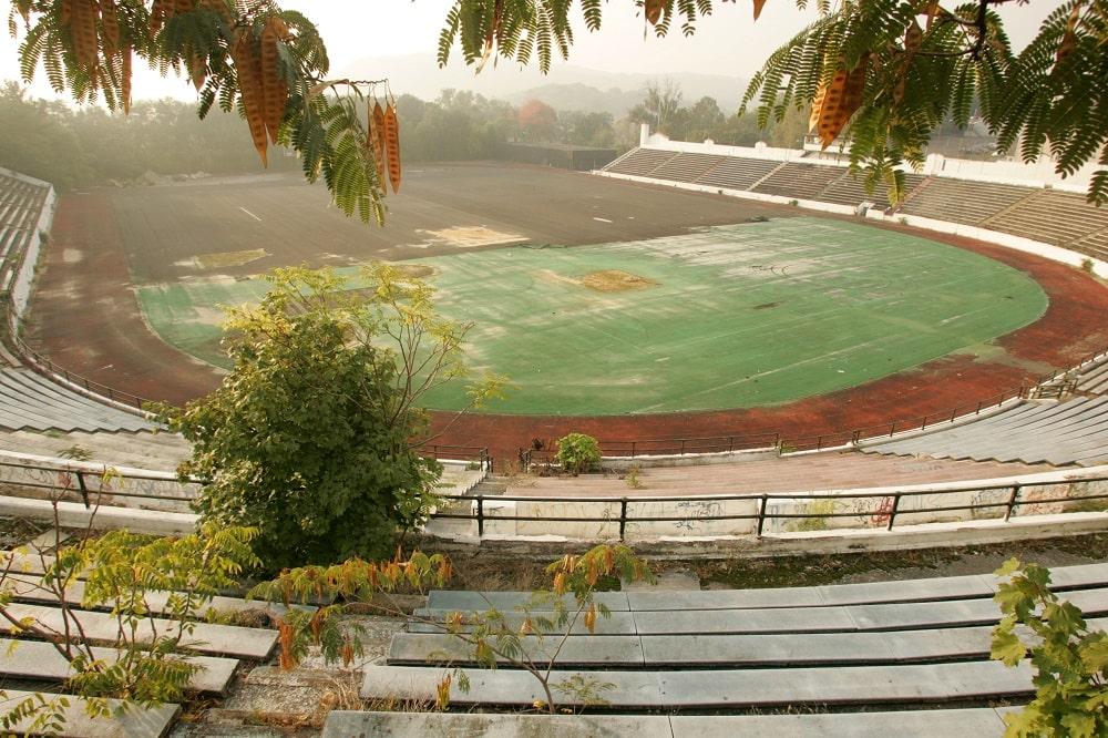 Hinchliffe Stadium