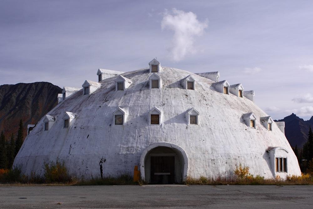 Igloo City (Cantwell, Alaska)