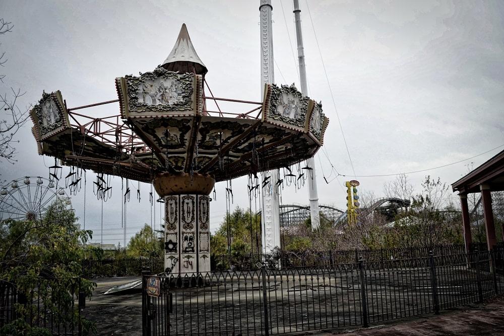 Jazzland, New Orleans Six Flags Amusement Park