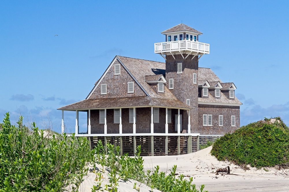 Pea Island Life Saving Station