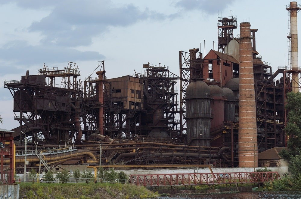 The Carrie Furnaces