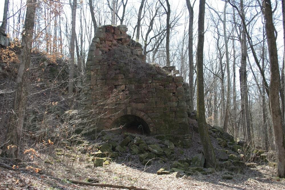 The Endor Iron Furnace