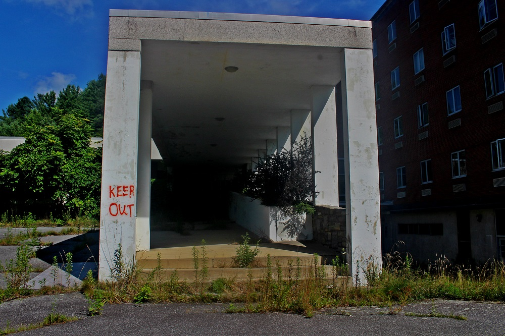 The Old Cannon Memorial Hospital