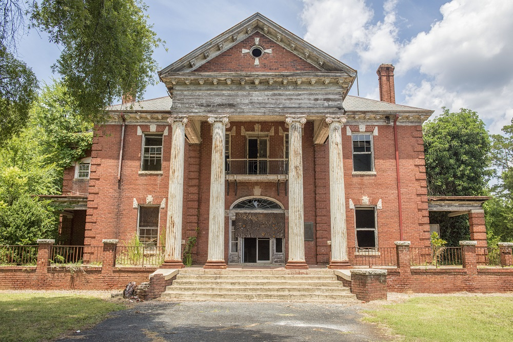 The Stonewall Jackson Reform School
