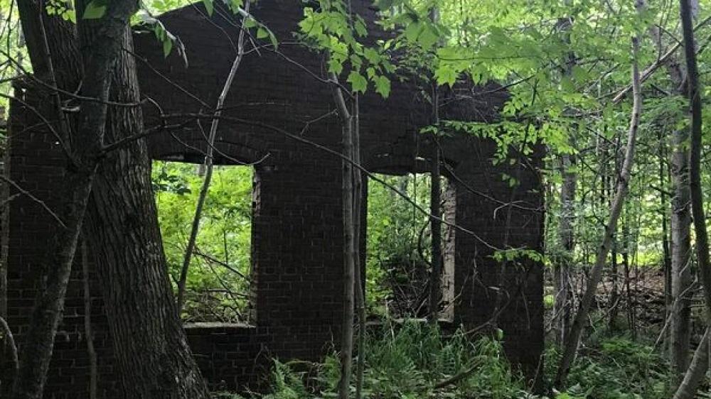 Wehrum Coal Mining Ghost Town
