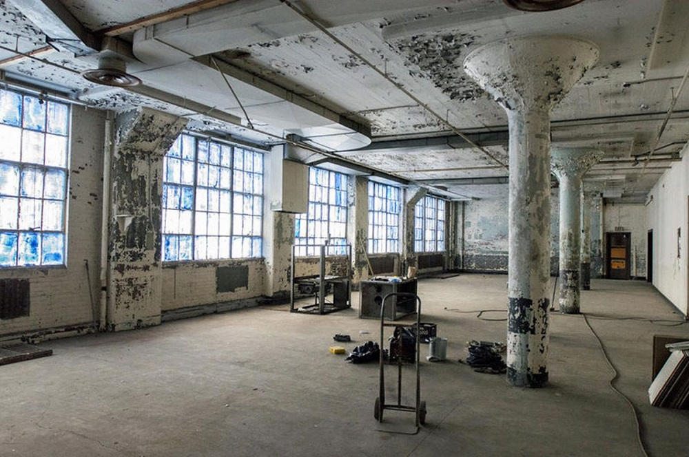Westinghouse Electric Factory