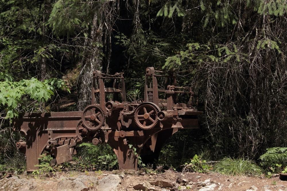 Abandoned Mine (Opal Creek)