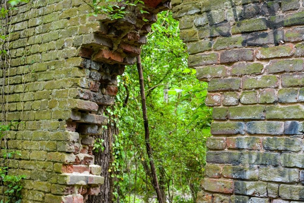 Belle Isle Ruins (Richmond)