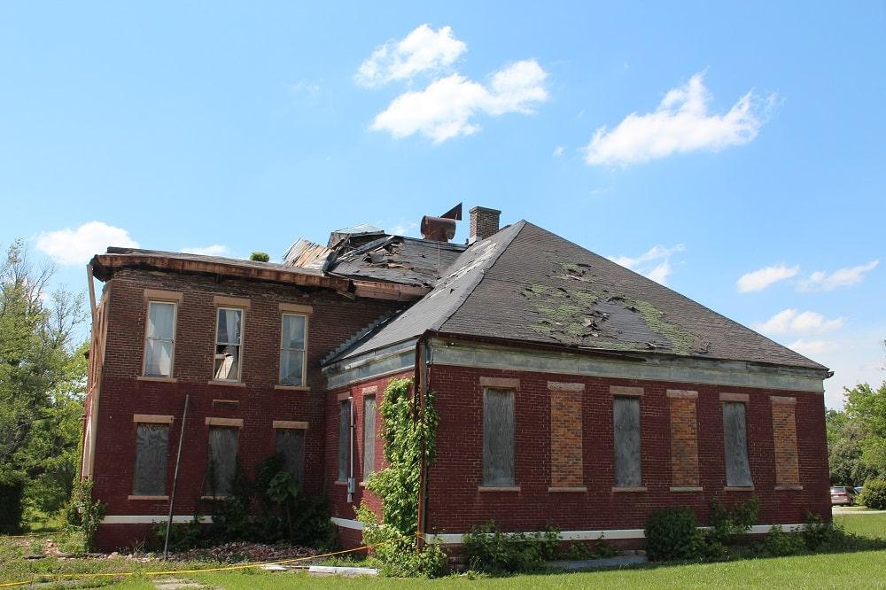 Butlerville High School (Butlerville)