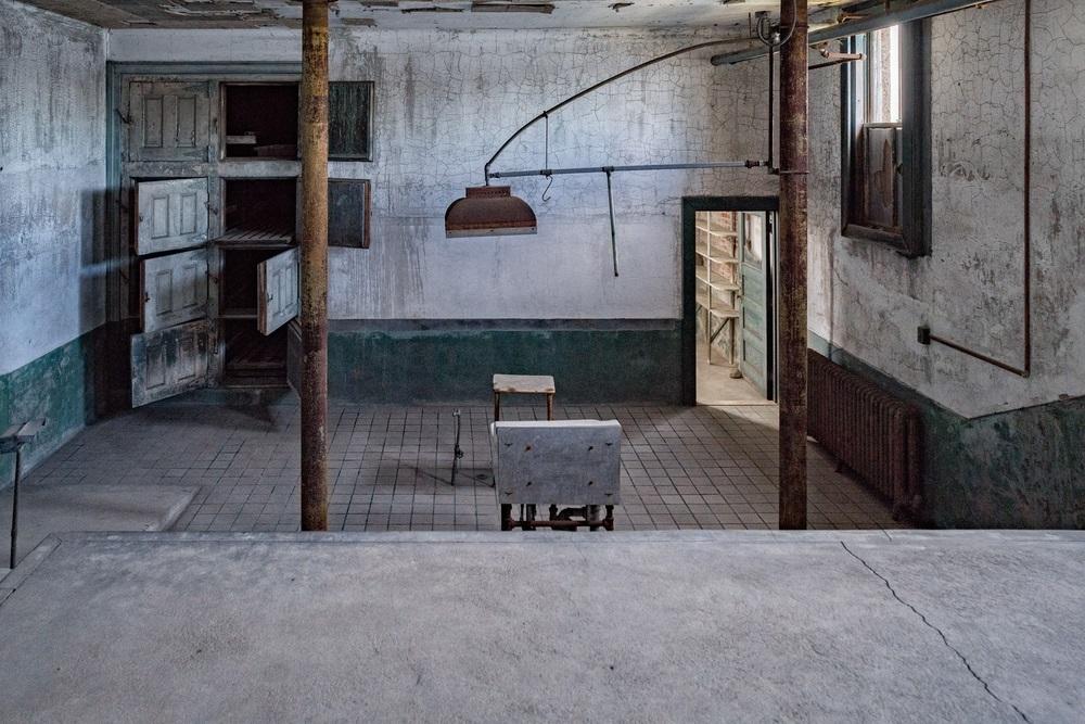 Ellis Island Immigrant Hospital (Ellis Island)