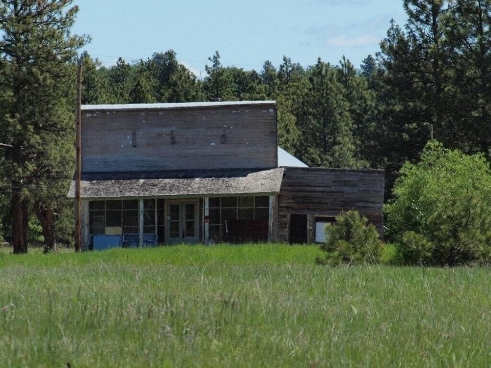 Friend Ghost Town (Dufur)