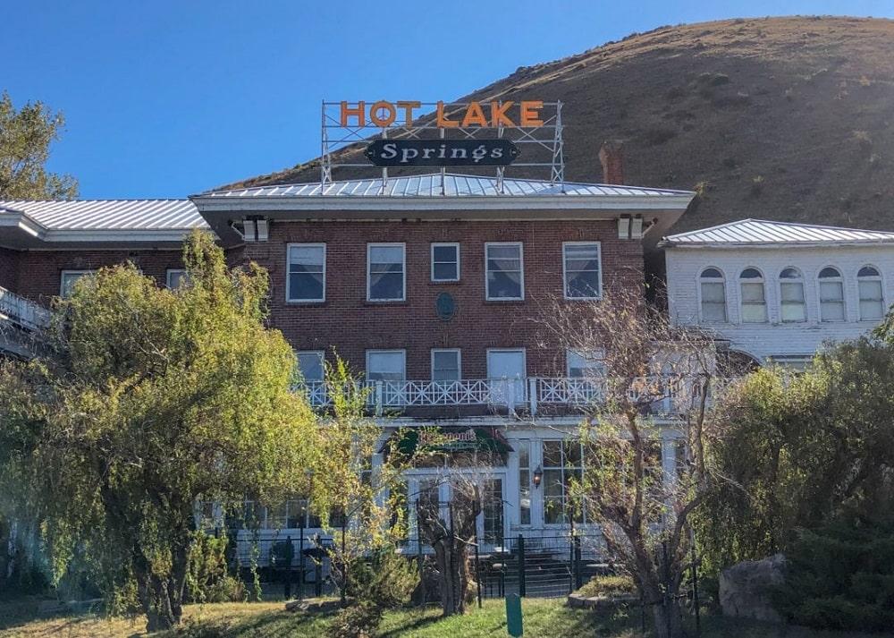 Hot Lake Hotel (La Grande)