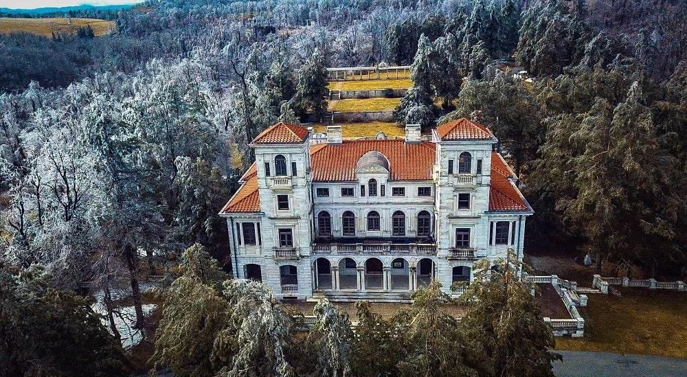 Swannanoa Palace (Afton)
