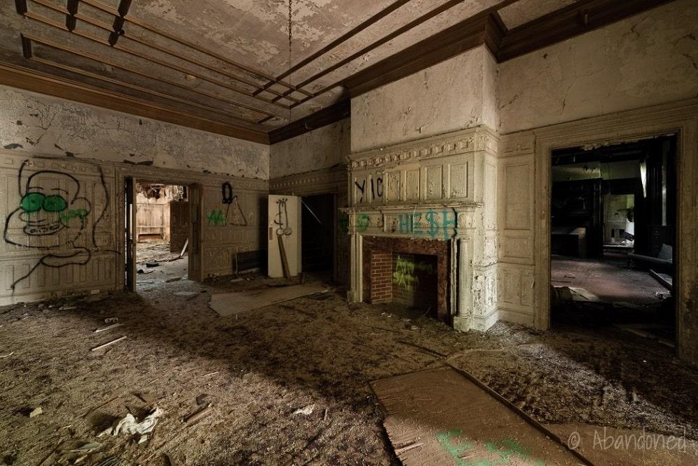 Uplands Mansion