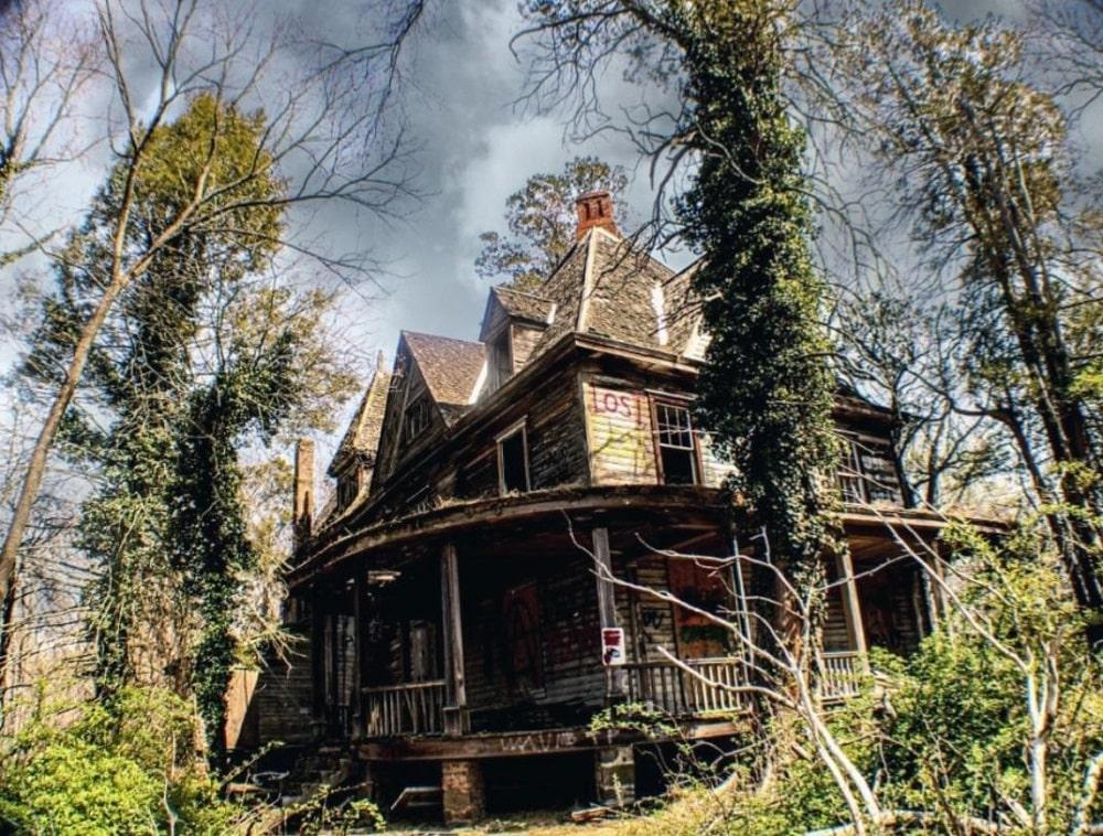 Winderbourne Mansion