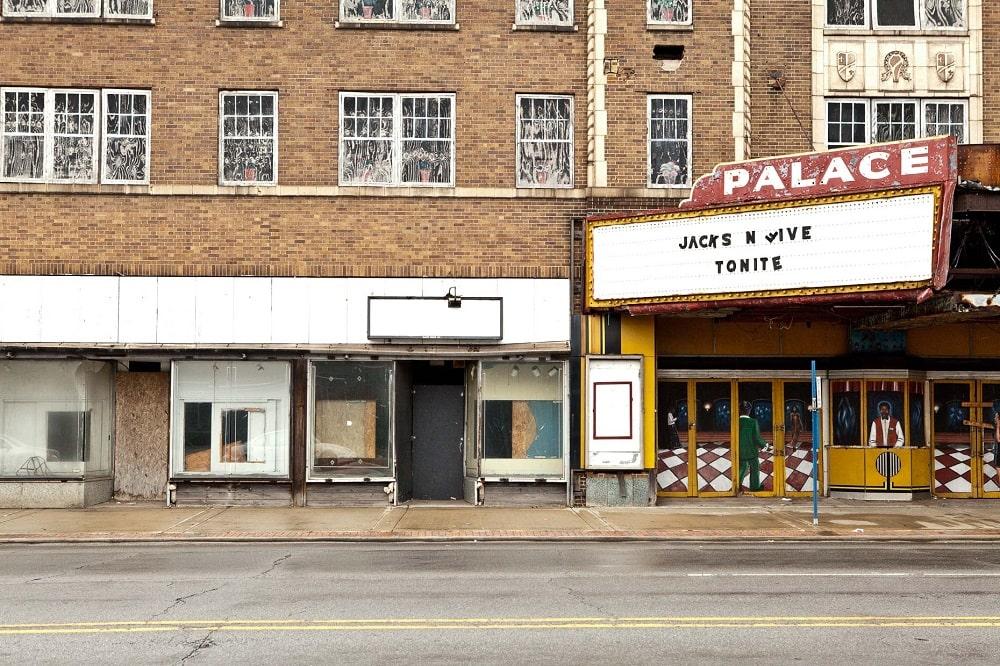 Palace Theater (Gary, Indiana)