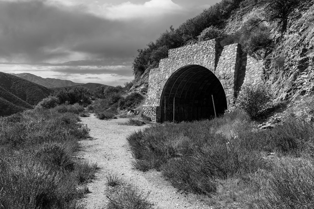 Shoemaker Canyon Tunnels