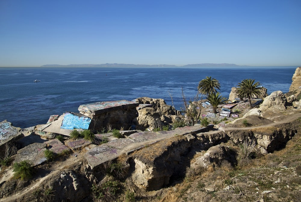 The Sunken City of San Pedro