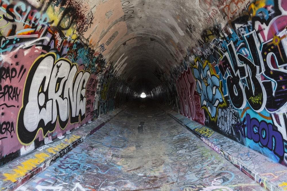 Underground Tunnels of Los Angeles