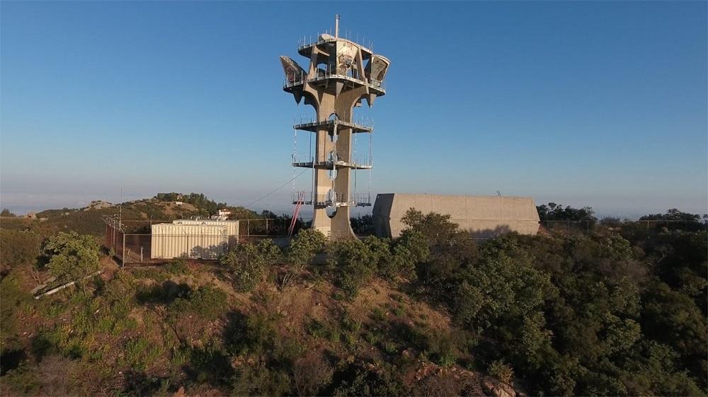 Abandoned Topanga Relay Tower