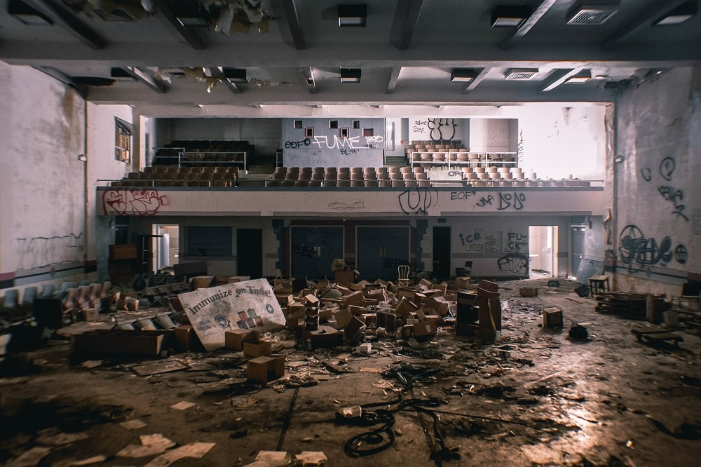 The Downey Asylum